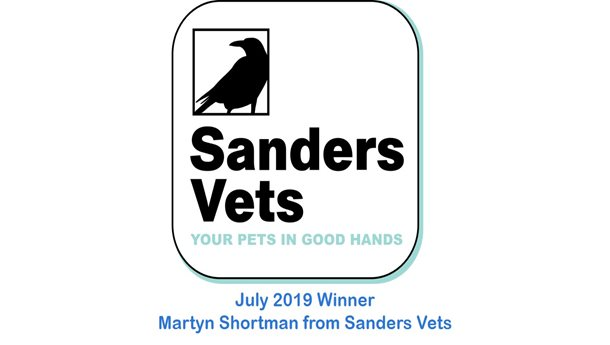 Martyn Shortman - Sanders Vets - July 2019